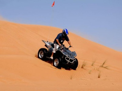 WAHIBA SANDS  FULL DAY TOUR