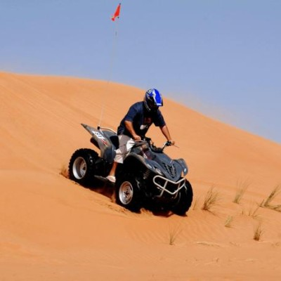 SAND BOARDING & QUAD BIKE ONE DAY TRIP