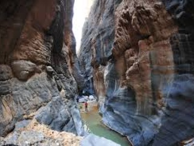OMAN CANYONING TRIP – ONE DAY