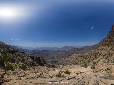 JEBEL SHAMS (GRAND CANYON)