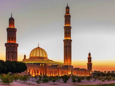 HALF DAY MUSCAT CITY TOUR
