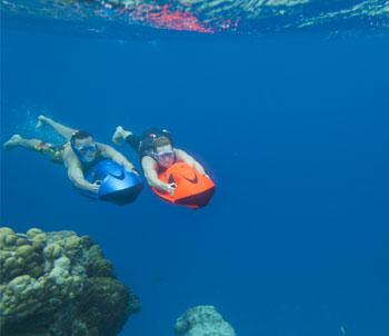 Water Activities & Adventures with FLOAT