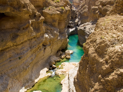 TWO DAYS TURTLE BEACH & WADI SHAB TRIP