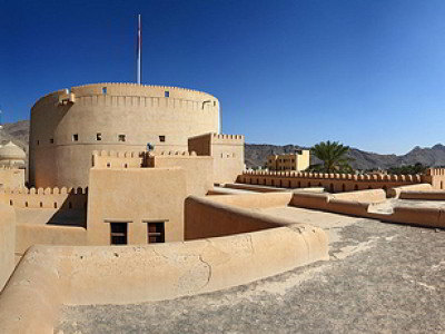 FULL DAY FORTS OF OMAN (NIZWA,BAHLA & JABREEN CASTLE)