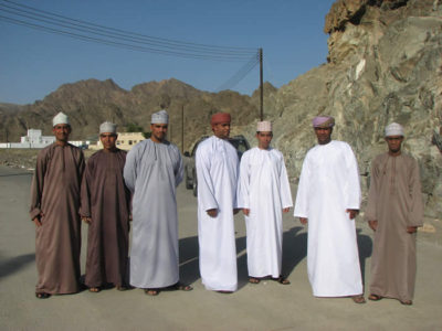 The Omani Dress