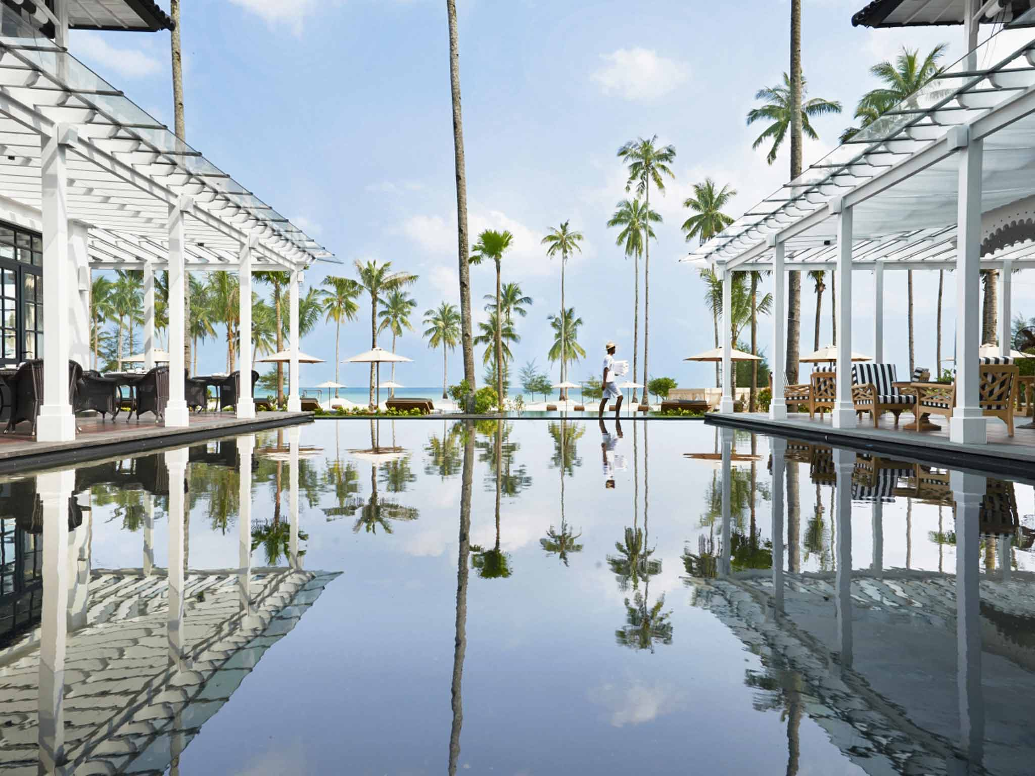 FAMILY WELLNESS RETREAT AT THE SANCHAYA ON BINTAN ISLAND