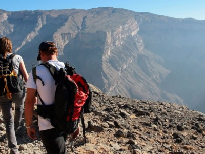 10 DAYS ADVENTURE TREK & WALK IN OMAN