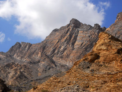 Western Hajar Mountains
