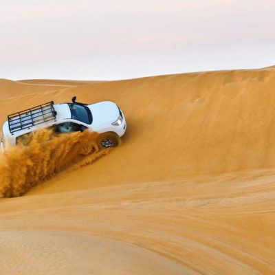 WAHIBA SANDS & WADI BANI KHALID FULL DAY TOUR