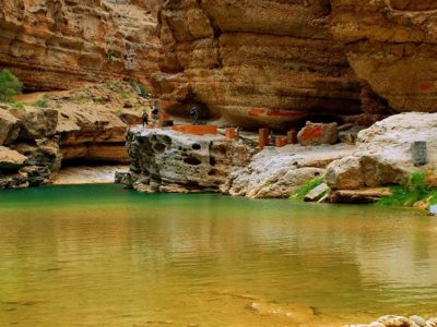 WADI SHAB TREKKING & ADVENTURE DAY TRIP
